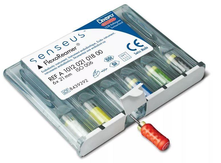 Инструмент ручной Maillefer K-Flexofile Senseus №30 25мм A101602503000