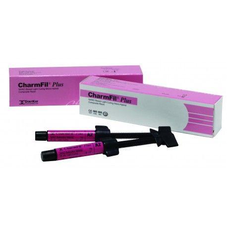 Светоотверждаемый наногибридный композитный материал CharmFil Plus Refill (1шпр*4гр цв.А3.5)