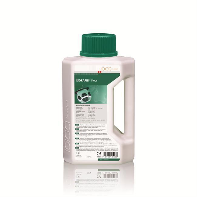 Жидкость для дезинфекции OroClean Isorapid Floor 1л