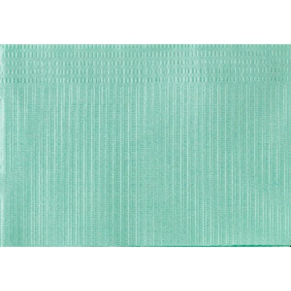 Салфетки Basic 500 шт зеленые EURONDA