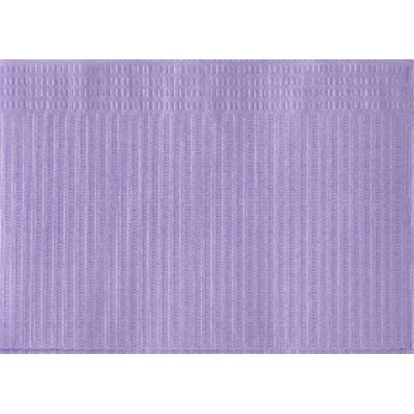 Салфетки Basic 500 шт лилoвые EURONDA