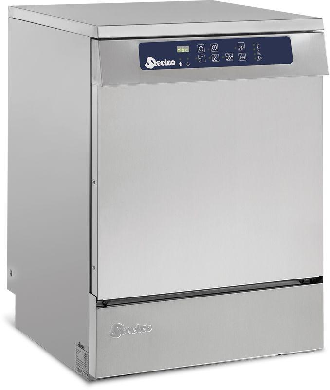 Машина Steelco DS 500 SC для предстерилизационной обработки с  3-мя автоматическими дозаторами дезсредства