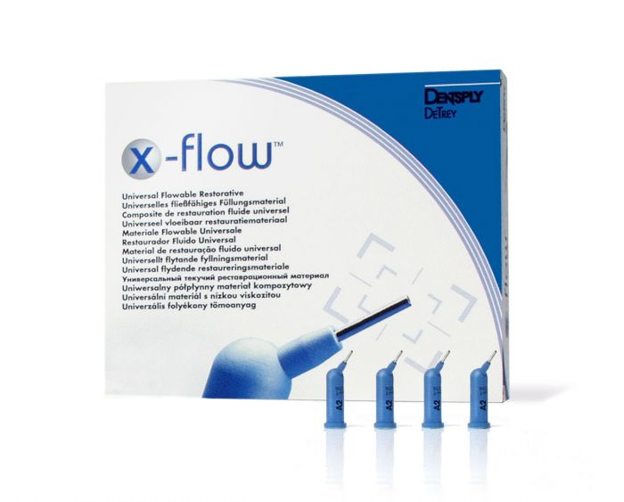 Композит Dentsply X-Flow цвет TL 16x0,25г