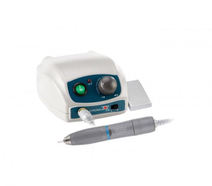 Микромотор зуботехнический щеточный Strong 207A/107