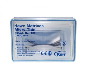 Матрицы Kerr Hawe Neos Dental №407 30шт