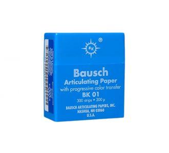 Бумага артикуляционная Bausch BK 01