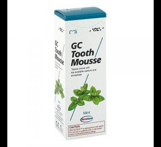 GC Tooth Mousse - аппликационный крем, мята 40г
