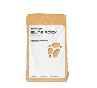 Гипс Zhermack Elite Rock Fast 4 класс 3кг кремовый С410160
