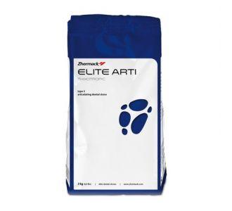 Гипс Zhermack Elite Arti 3 класс 3кг белый С410100