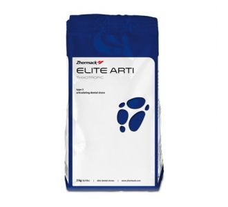 Гипс Zhermack Elite Arti Fast 3 класс 3кг белый С410105