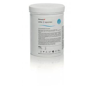 Моющее и дезинфицирующее порошковое средство полного спектра воздействия для инструментов, не подлежащих стерилизации в автоклаве, 900 г ,  ZETA 2 SPOREX  Zhermack