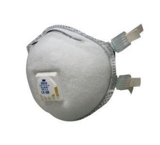 Защитная маска 3M 9928 класс защиты 2 FFP2 R D, 10 шт. в уп.