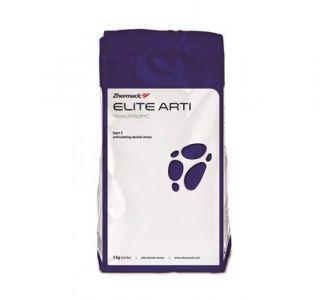 Гипс Zhermack Elite Arti Fast 3 класс, 25 кг C410241